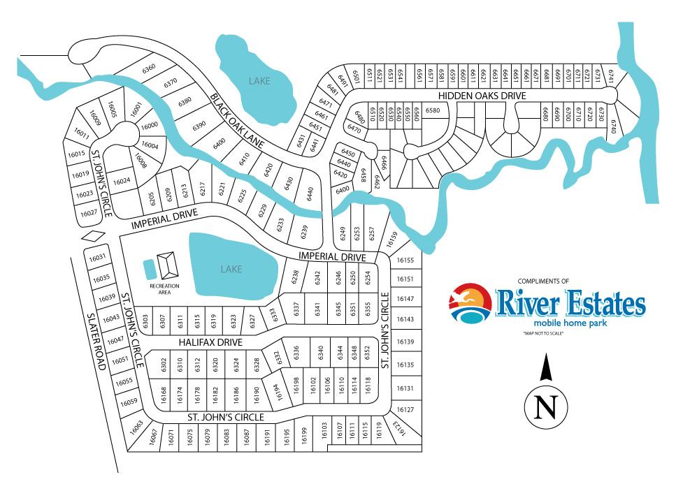 Homes For Sale | River Estates - Mobile Home Park